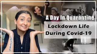 A Day In Quarantine Lockdown Life During Covid-19 l Juhi Parmar