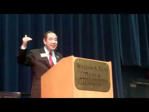 IP Tam Attends USA/Canada Forum in Alaska
