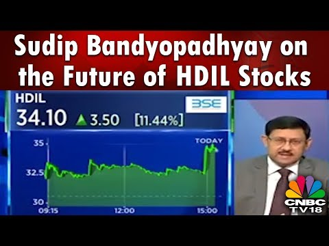 Sudip Bandyopadhyay on the Future of HDIL Stocks | CNBC TV18