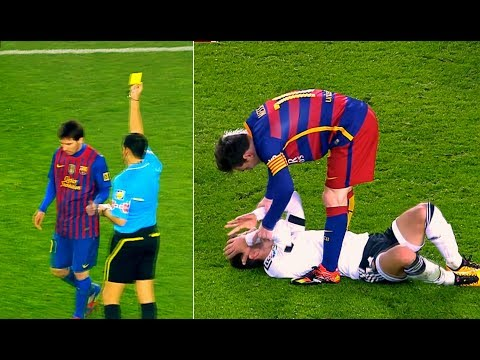 Thumbnail: Lionel Messi - Fair Plays ● The Most Honest Player Ever #RESPECT | HD