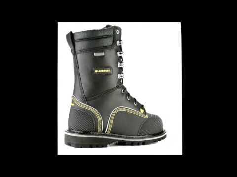 Men's LaCrosse 00553050 Composite Toe Metguard Miner Waterproof & Insulated Work Boot