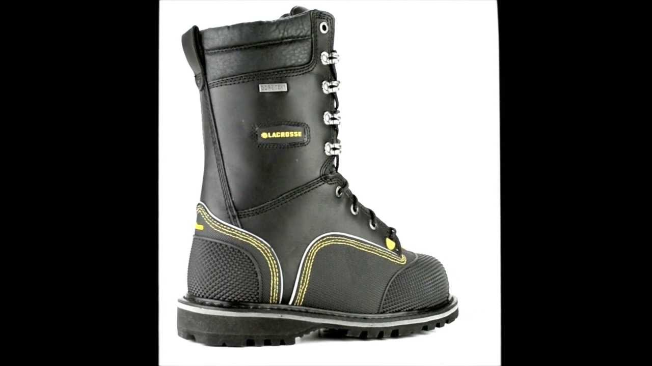 Men's LaCrosse 00553050 Composite Toe Metguard Miner Waterproof ...