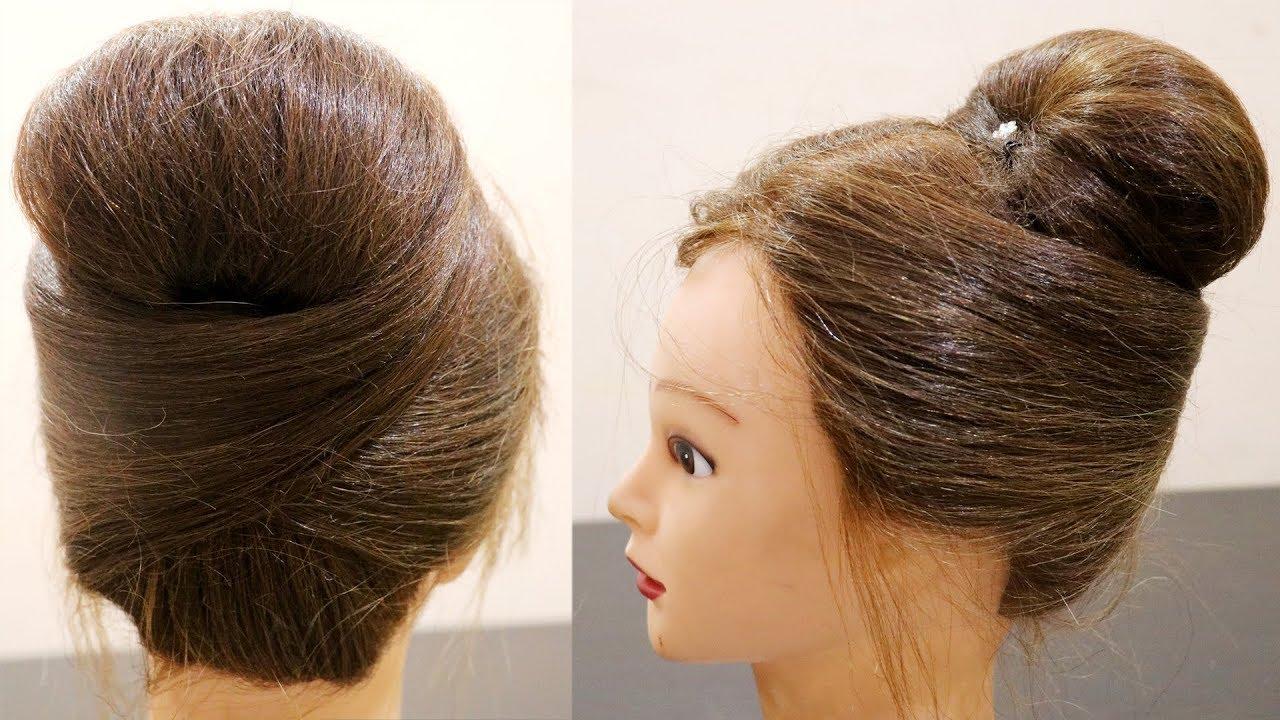 Unique Hair Styles: Make Unique Bun Styles