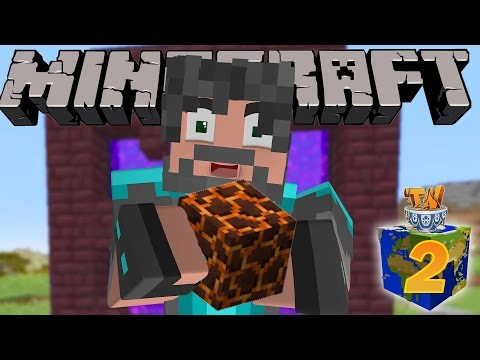 ANDDDD... WE'RE BACK!! | Minecraft | Noodle Planet [S2 : Ep. 19]