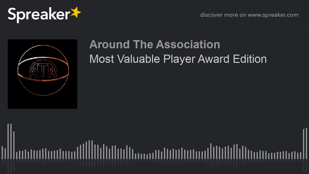 most valuable player award edition youtube