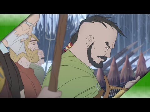 Banner Saga 2 - Intro Cinematic - E3 Trailer