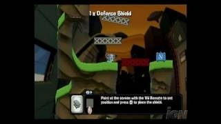 Worms: A Space Oddity Nintendo Wii Video - The Weapons of