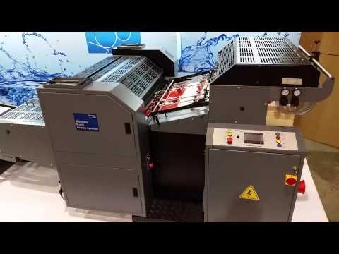 Kompac Kwik Finish 32 - UV/Aqueous Coating System