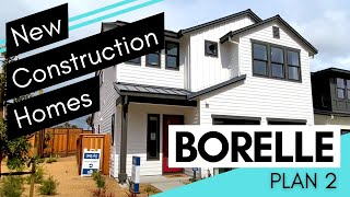 PLAN 2! Pulte Homes Borelle At One 90 In San Mateo | Bay Area New Construction