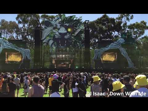 DJ Isaac - Down With Me @ Knockout Outdoor 2019 | Melbourne, Australia