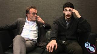 127 Hours: LFF Interview with Danny Boyle and James Franco. Subscri...