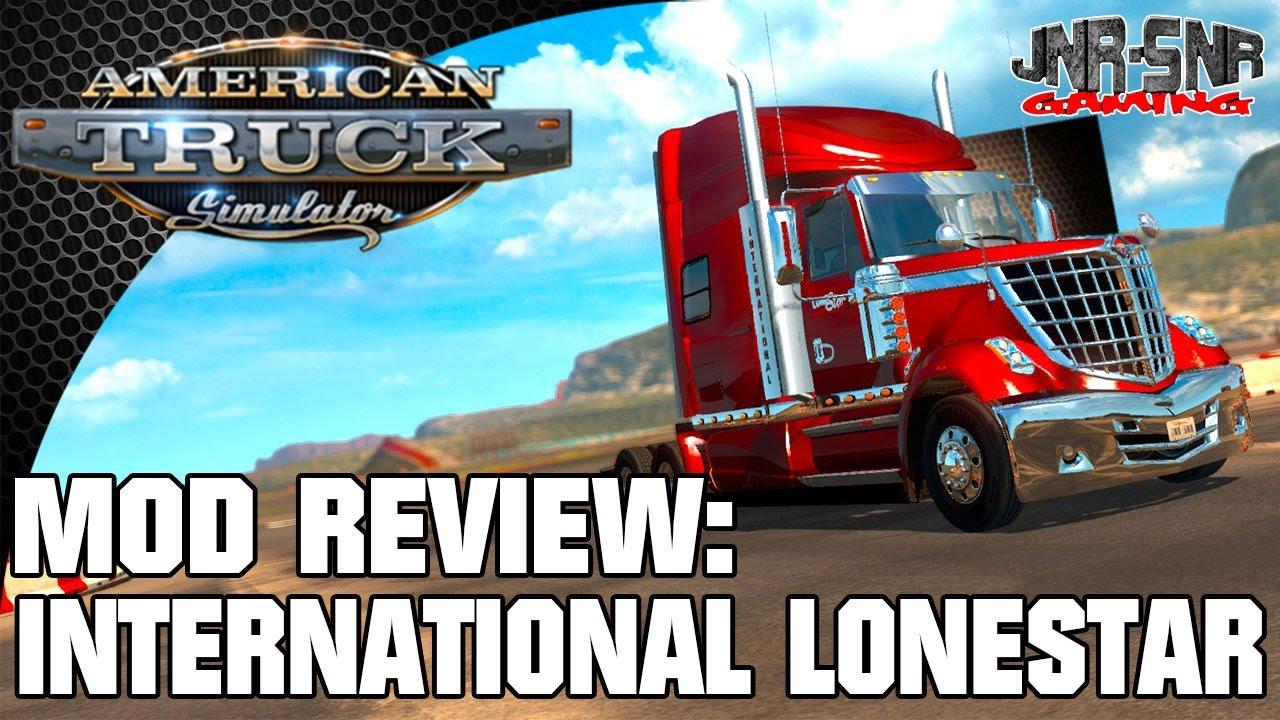 Ats Mods International Lonestar American Truck