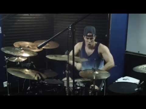 """""""Alive Inside"""" By Gemini Syndrome Drum Cover"""