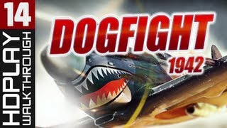 Dogfight 1942 Walkthrough - Part 14 | Island in the Mist