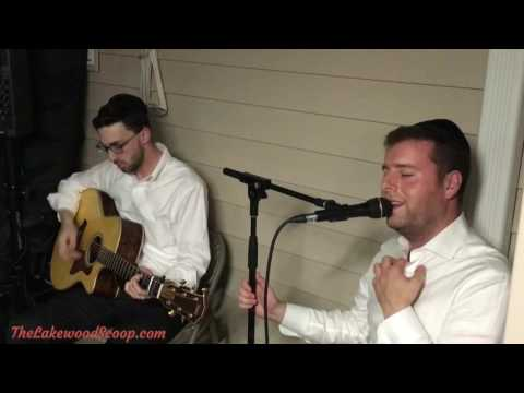Yehuda Aderet singing Shaarei Dmaaos