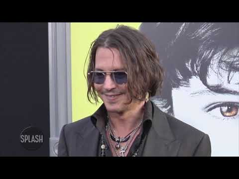 Johnny Depp 'axed from Pirates of the Caribbean reboot' | Daily Celebrity News | Splash TV