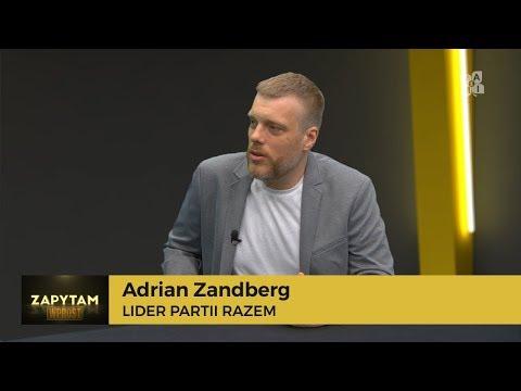 ZAPYTAM WPROST: ADRIAN ZANDBERG - zvami.tv