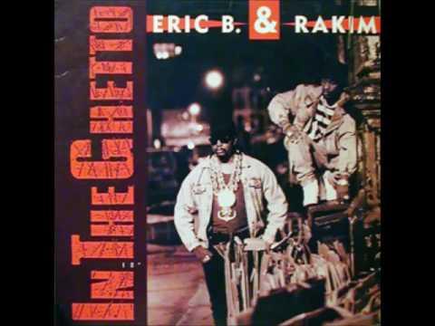 A FLG Maurepas upload - Eric B & Rakim - In The Ghetto (extended mix) - Hip Hop