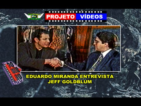 MAKING OF (Rede Manchete) - Entrevista com Jeff Goldblum