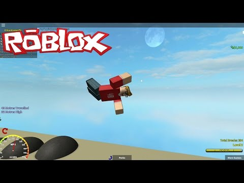 SHOT OUT OF A CANNON! Roblox Broken Bones 3