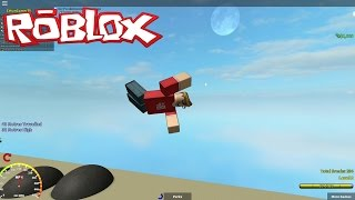 SHOT OUT OF A CANNON! Roblox caduto ossa 3