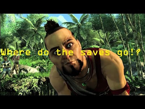 Location for the FarCry 3 Save Games (HOW TO BACKUP AND MOVE FAR CRY 3 GAME-SAVES)*2017*