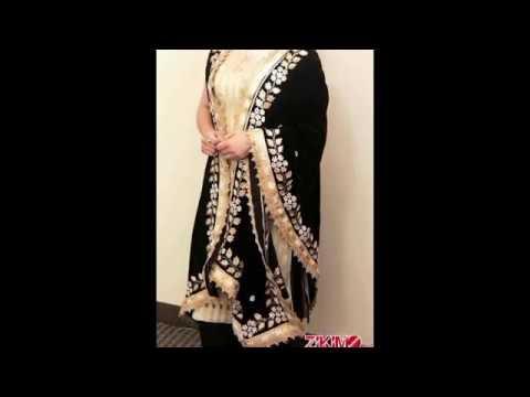 Ready To Ship Att Punjabi Salwar Kameez Designs-9 | Zikimo.Com