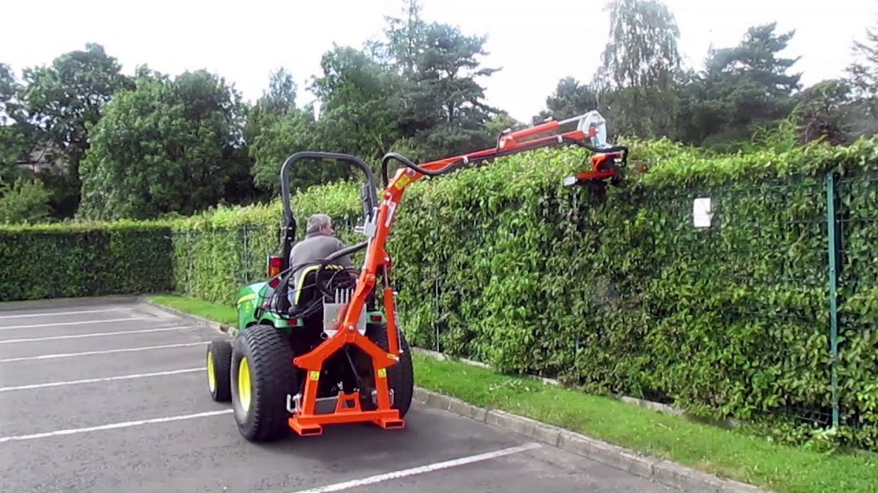 Hedge Cutters - perfect for compact tractors