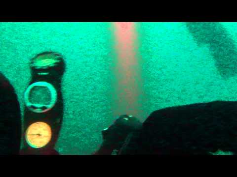 Redondo Beach- 128 Feet Dive