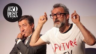 Why Massimo Bottura wants you to join the food revolution