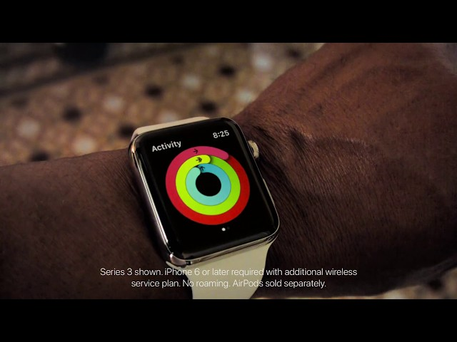 Apple Watch – Close Your Rings  Eric – Apple