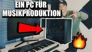 PC für Musikproduktion - Mein neuer Home Studio PC | Welchen PC braucht man um Musik zu produzieren?