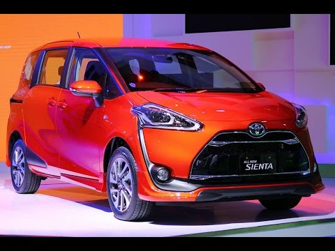 Toyota Sienna Release Date - All New Toyota Sienta 2016 Model | Exterior and Interior | With Full Specifications