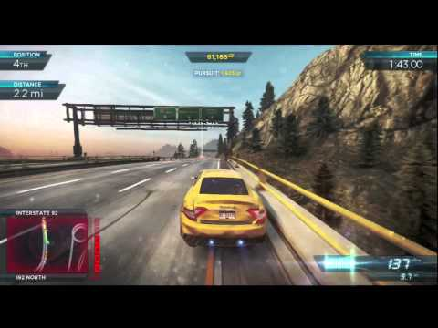 Need For Speed: Most Wanted - Park and Country Sprint Race NFS01