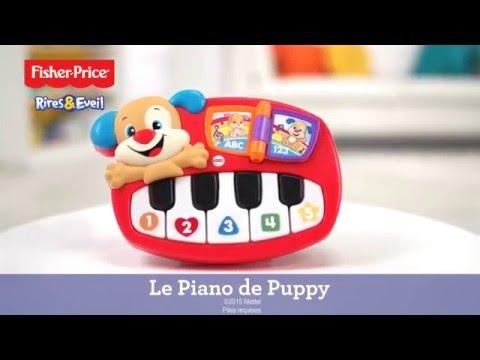 Fisher-Price® Le Piano De Puppy | Démo De Produit | DLD20