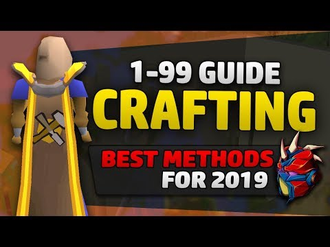 Theoatrix's 1-99 Crafting Guide (OSRS)
