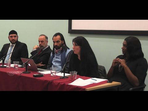 PUBLIC DEBATE: RELIGION & SEXUALITY (University of Westminster, London, UK)