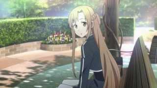 【AMV/MAD】Sword Art Online - Kirito x Asuna - Be Somebody