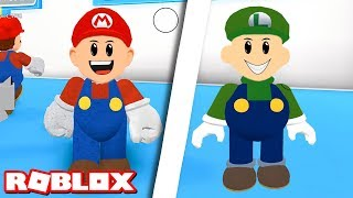 Mario mu Luigi mi? Hangisi Olmak İstersin? - Panda ile Roblox Would You Rather?