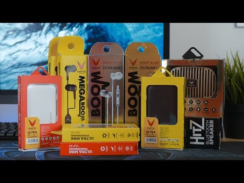 Gadget Di Bawah 200k - Mega Unboxing & Giveaway