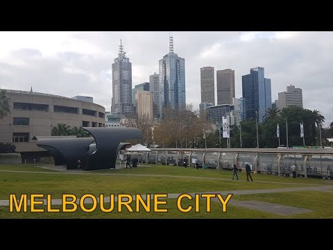 MELBOURNE CITY   ARTS CENTRE & SUNDAY MARKET