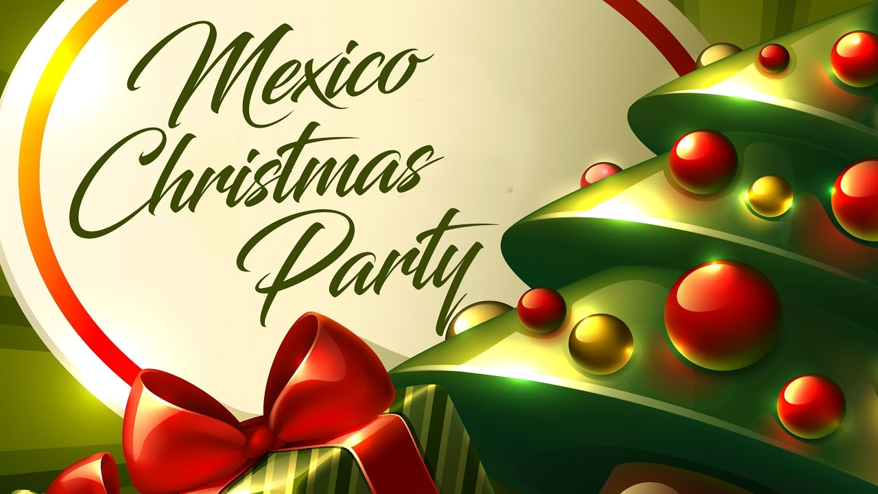 Mexico Christmas Party 2016