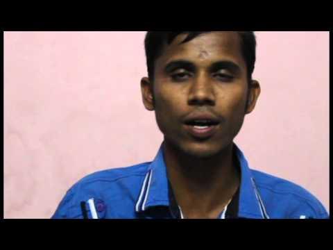 Famous Telugu Folk Songs By Ganga Raju - Gundelo Ragile Badha.