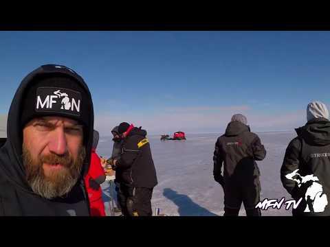 Ice Fishing Walleye Tips