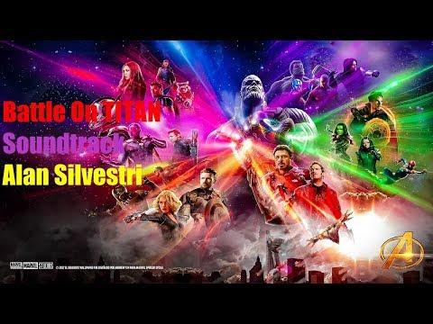 Battle On TITAN Soundtrack - (Avengers: Infinity War) Alan Silvestri