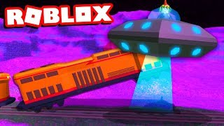ABDUCTING THE JAILBREAK TRAIN WITH UFO