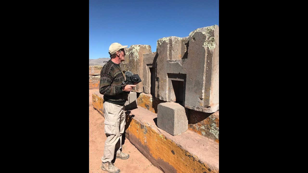 Puma Punku And Tiwanaku Bolivia September 2017 Magnetic Anomalies