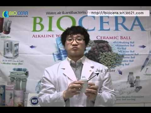 Alkaline Water Jug By Biocera