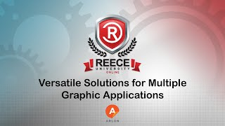 ReeceU - Arlon - Versatile Solutions for Multiple Graphic Applications