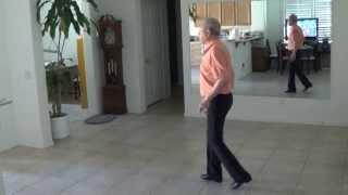 Hey Samba - Ria Vos - Line Dance (12/4/2013)